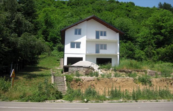 Kuća u Visokom(Čekrekčije)