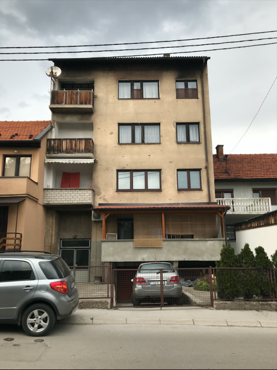 Prodaje se stan u Visokom (Centar)