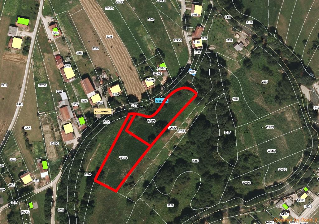 Prodaje se zemljište u Kiseljaku (Lepenica)