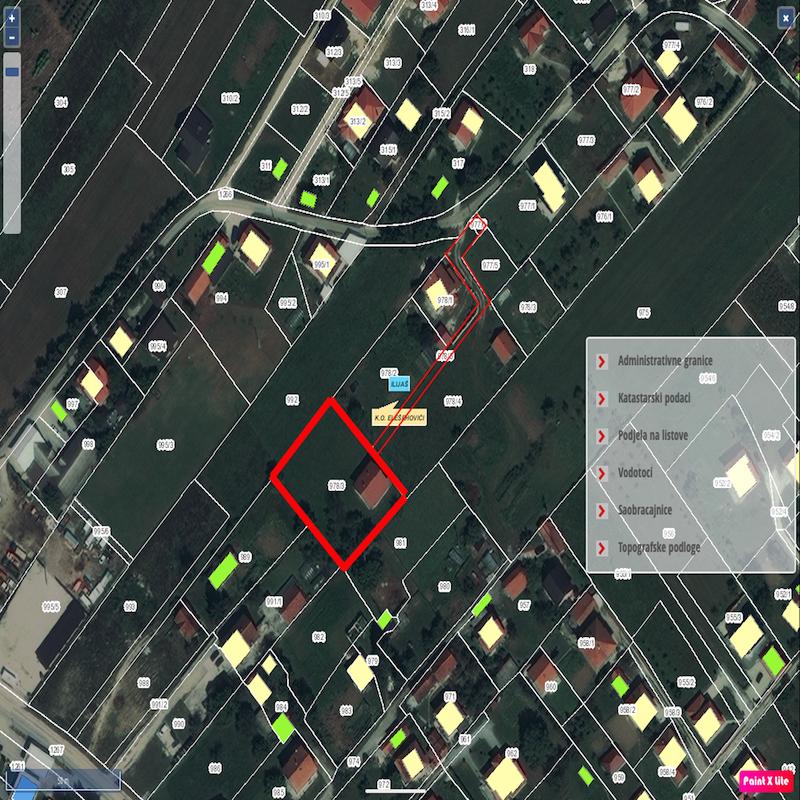 Prodaje se kuća sa zemljištem u Ilijašu – LJEŠEVO
