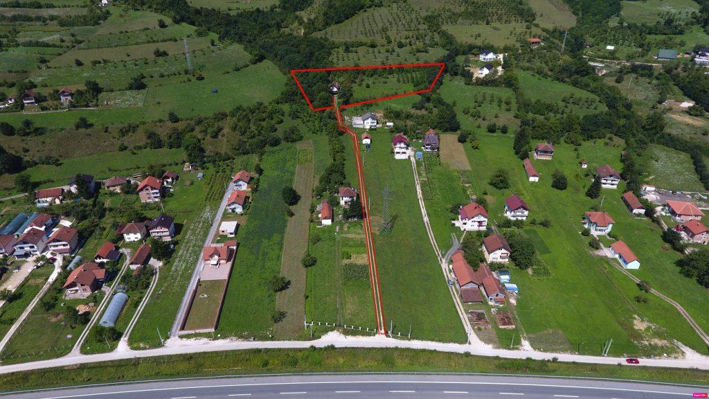 Prodaje se kuća sa zemljištem: ILIJAŠ – KADARIĆI